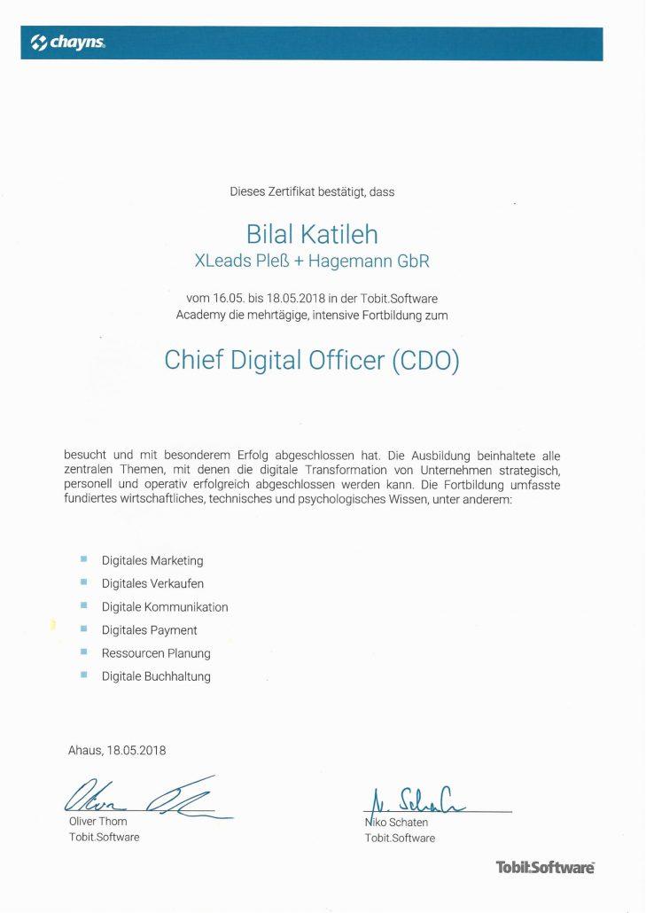 Zertifizierter CDO